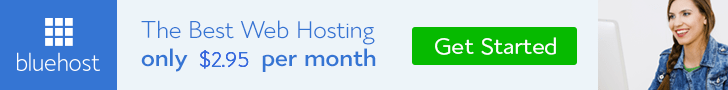 Bluehost- Best Web Hosting