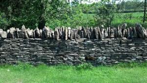 Cotswold Stone Wall