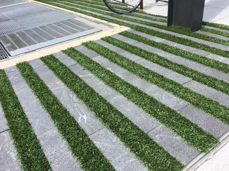 Artificial Turf Stripes