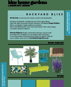 Garden Design Board