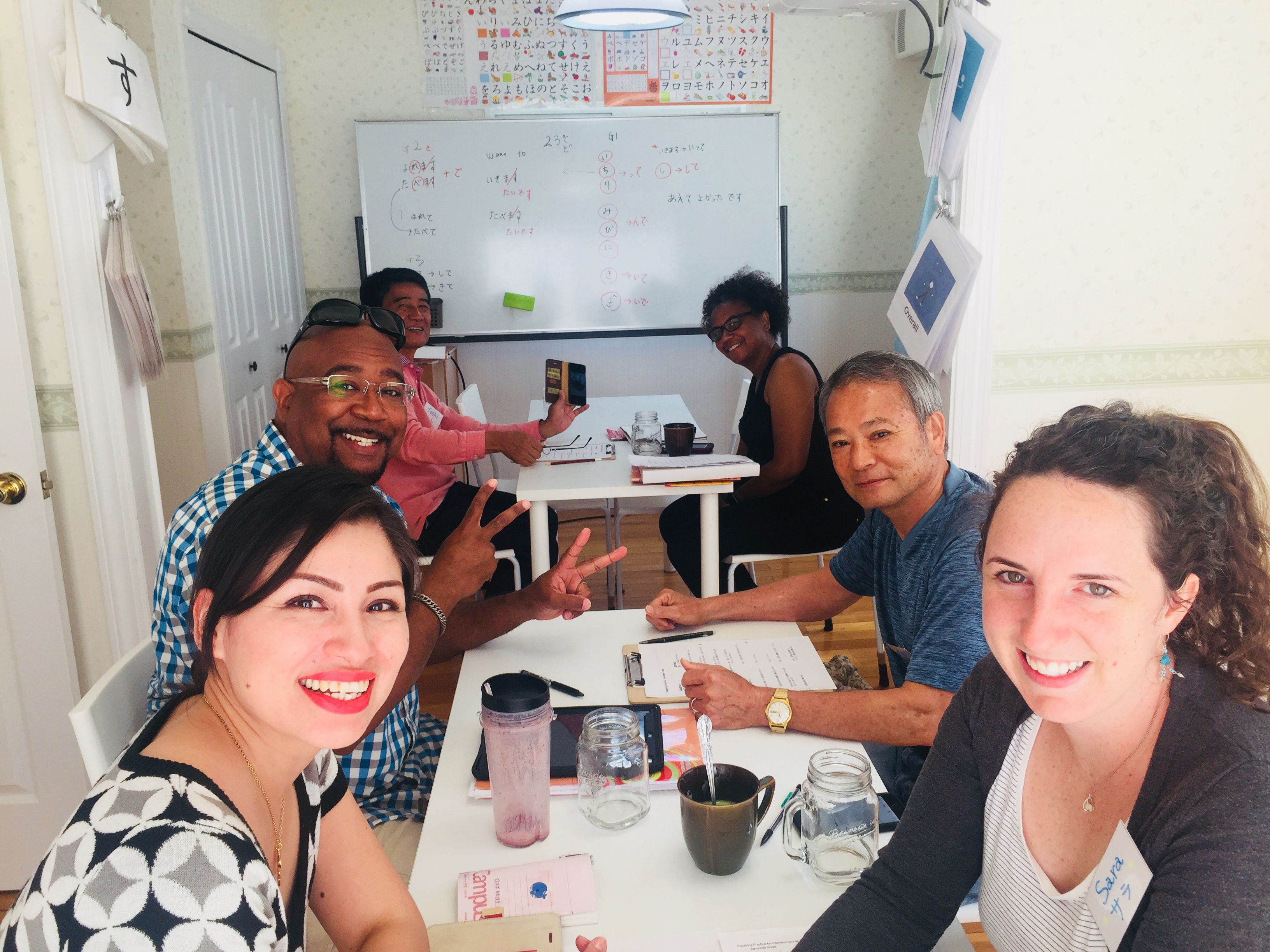 Blue House Okinawa English Japanese School:Apr '18-17