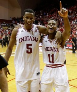 Troy Williams, Yogi Ferrell