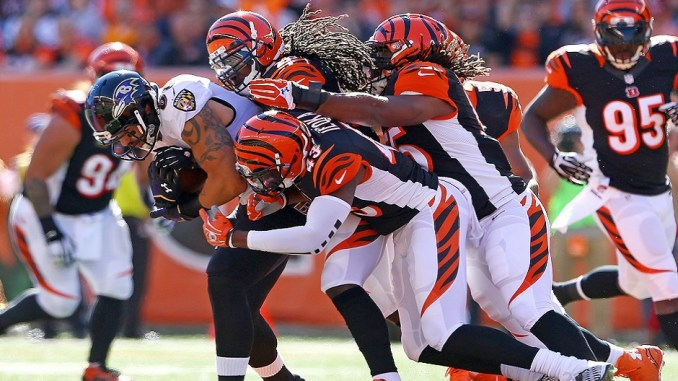 Sunday Primer: Ravens at Bengals