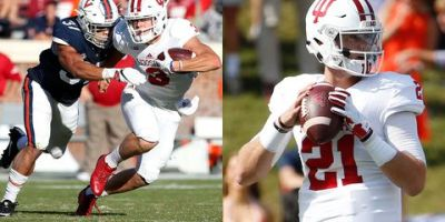 Hoosiers' Quarterback Tandem Getting Equal Share