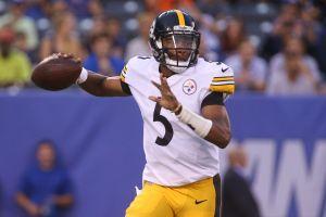 Josh Dobbs Steelers