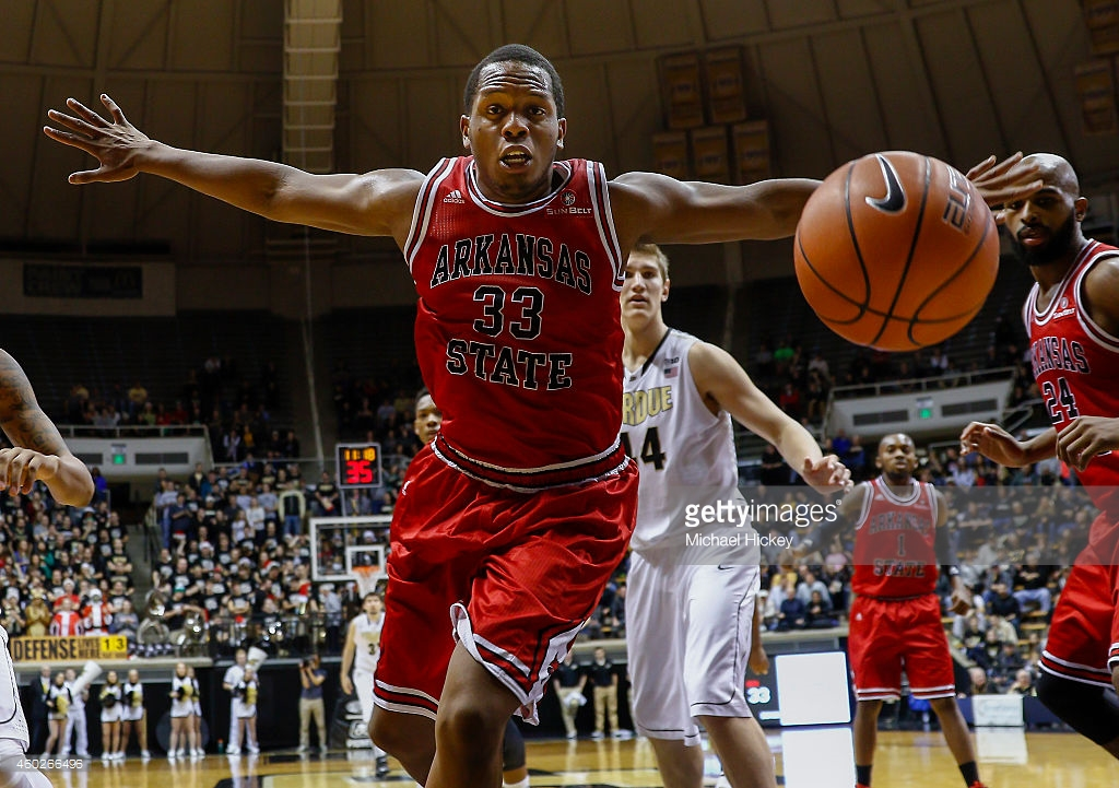 LANE   IU continues to improve, downs Arkansas State