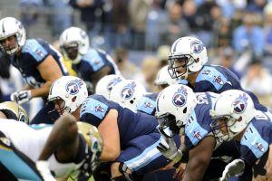 Titans offensive line