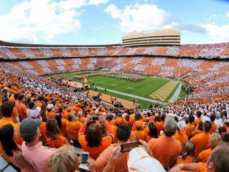 Tennessee Vols Neyland Stadium