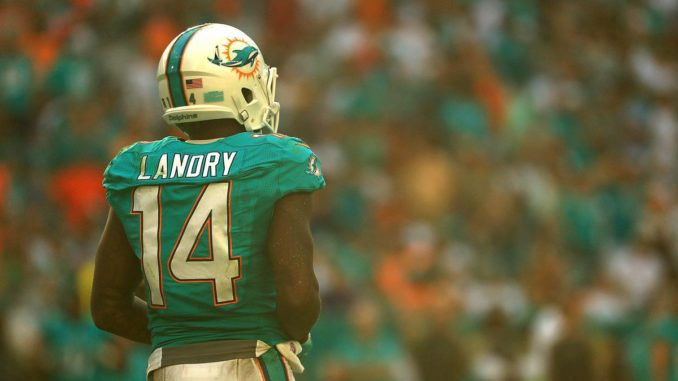 Jarvis Landry's Agent Talking To Bears, Ravens
