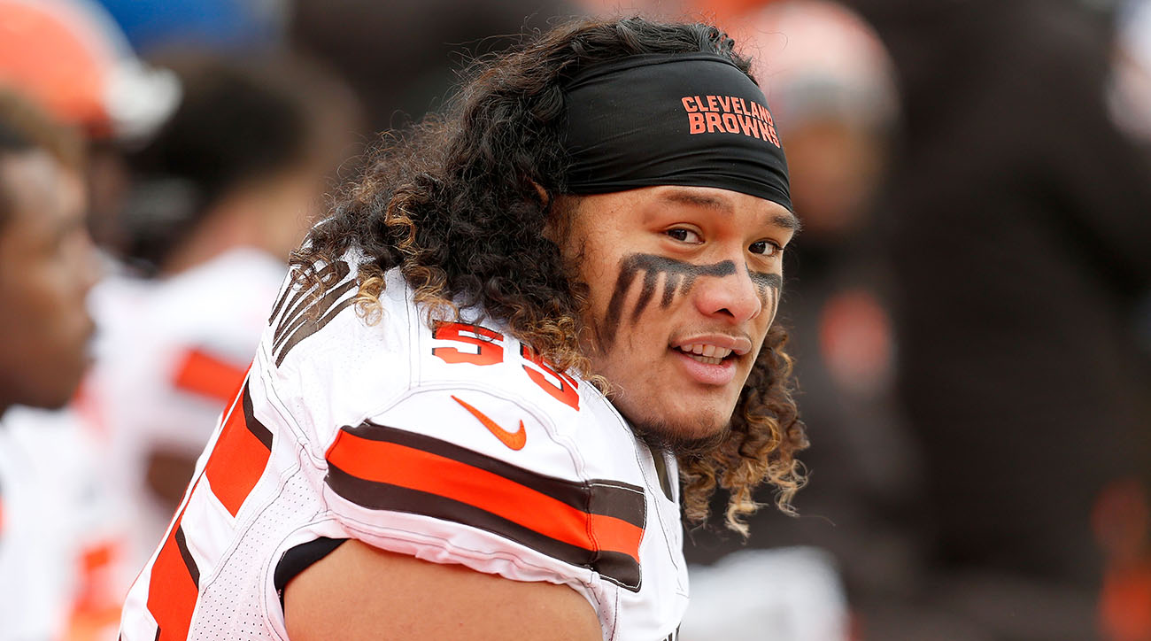 Browns to trade Danny Shelton to Patriots; fourth trade in two days