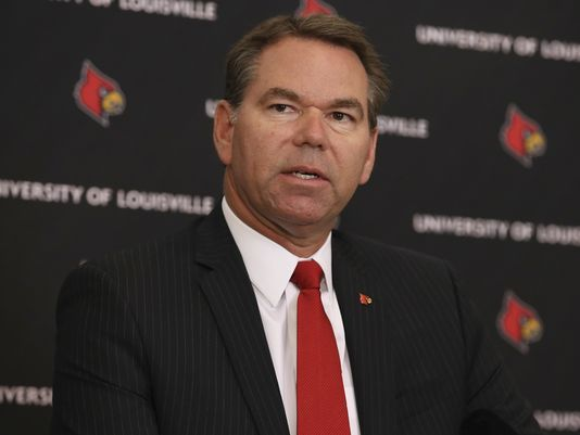 Vince Tyra hired as Louisville's permanent AD
