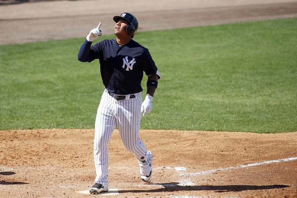 The Yankees are reportedly calling up top prospect Gleyber Torres