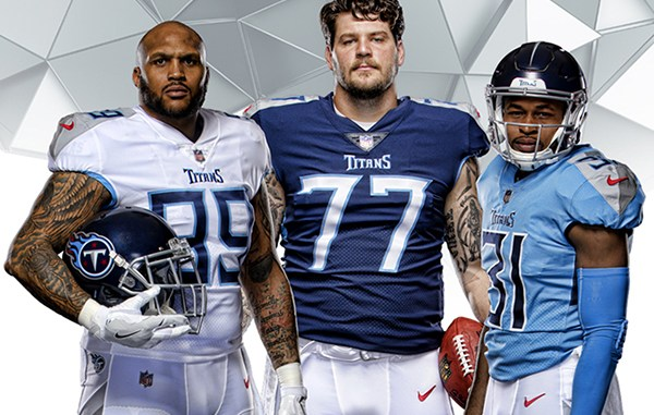 2018 Tennessee Titans Schedule Preview Confidence Rankings