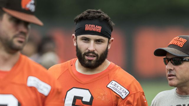 abe770903 cleveland browns hat baker mayfield