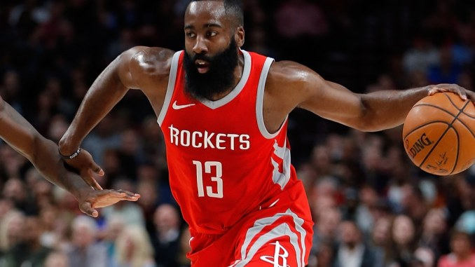 Highlighting the MVP Season of James Harden in 2018