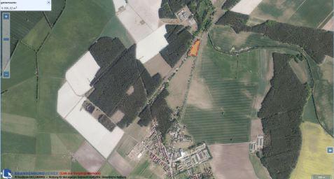 Luftbild Buchholz B2 Ergdgas-Speicher