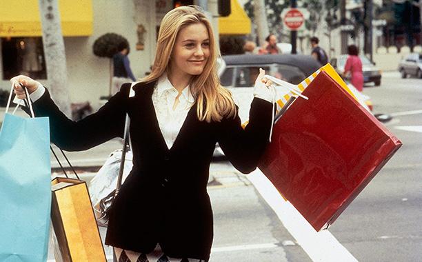 Risultati immagini per attrice famosa shopping