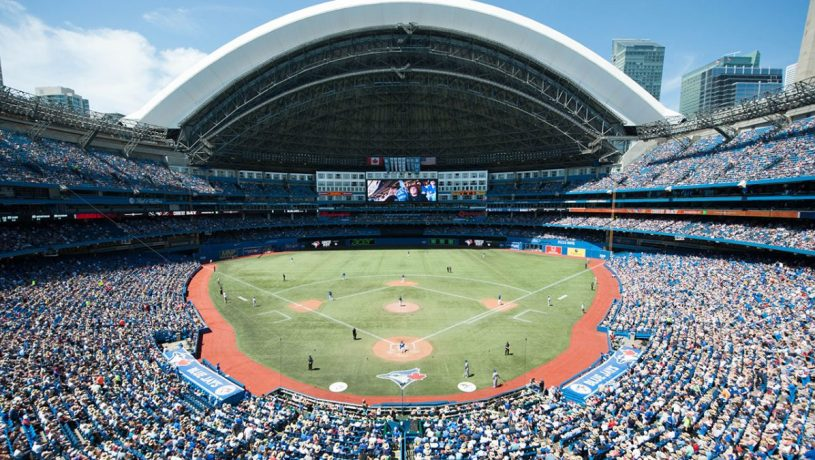 Concept Video And Ideas For Rogers Centre Renovations