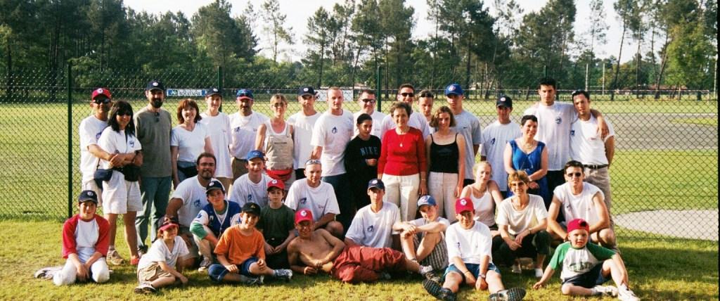 Tournoi International du Médoc en Baseball Junior