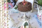 Spring Tea Party For Three or More