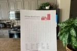 Printable Kitchen Word Search