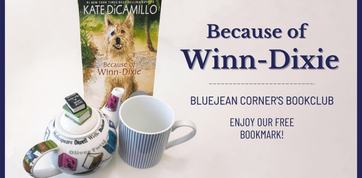 BJC Bookclub – Because of Winn-Dixie