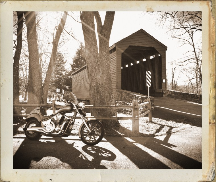 SnapShot Loy Covered Bridge 2015-1114