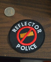 ReflectorPolice