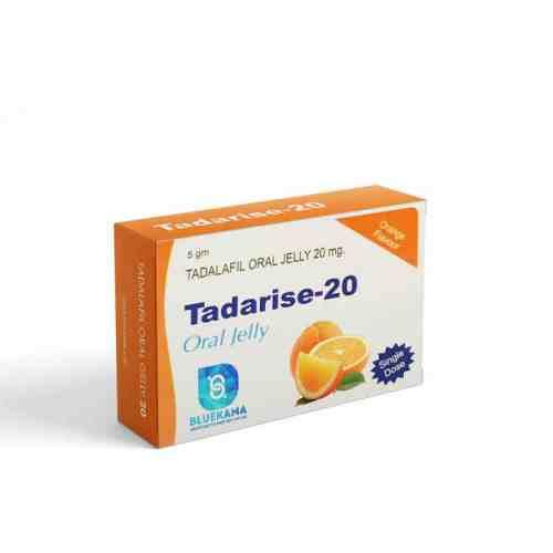 tadarise 20 oral jelly