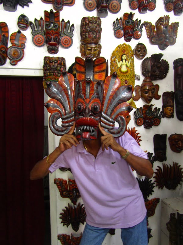 Mask Shop Hikkaduwa