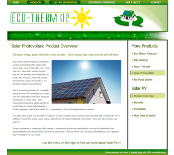 Eco-Therm2012 Product