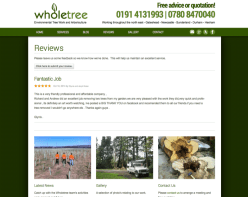 Whole Tree Reviews