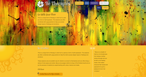 Be Therapies - Yellow Page