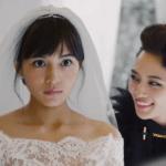 三井住友海上CMの花嫁役の女優は誰?ドレス姿の女性モデルが気になる!