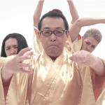 さだまさしPPAPのダンサーは誰?3人の踊る男性グループが気になる!