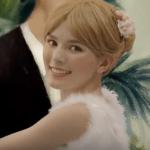 リョーユーパンCMの女優は誰?ハーフの女性モデルがかわいい!