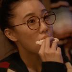 雪の宿CMの女の子は誰?お団子頭で丸メガネをかけた美人女性が気になる!