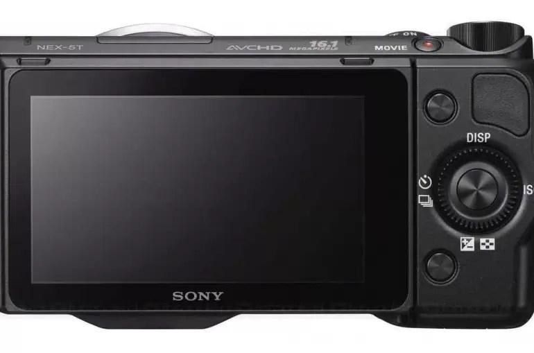 Nowy Sony NEX 1