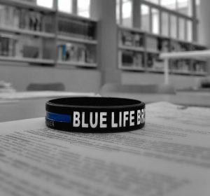 pulsera blue life brothers BLANCA