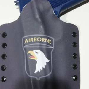 Airborne 101st Logo with badge