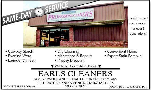 earls cleaners