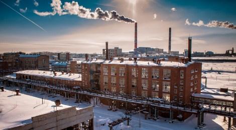 Ufa Losing Battle Against Dioxins