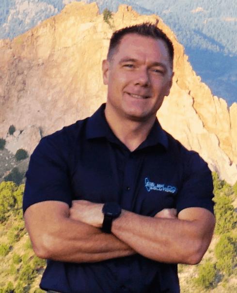 Joel Hamilton, Blue Logic Solutions, Owner