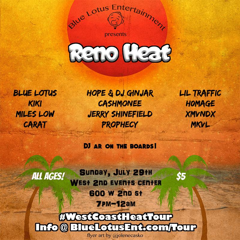 Reno Heat W