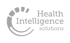 Heakth Intelligence logo, Bluemantle Creative