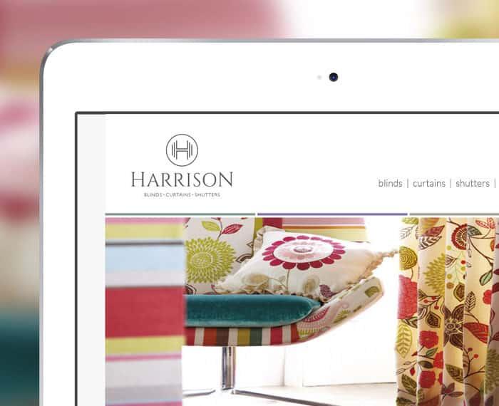 Harrison website