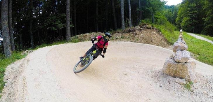 Petzen flow trail, Austria