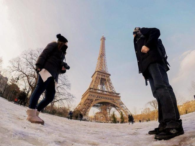 Us & Mr. Eiffel