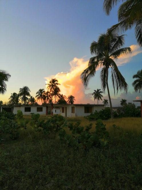 Zapuščeni bungalovi