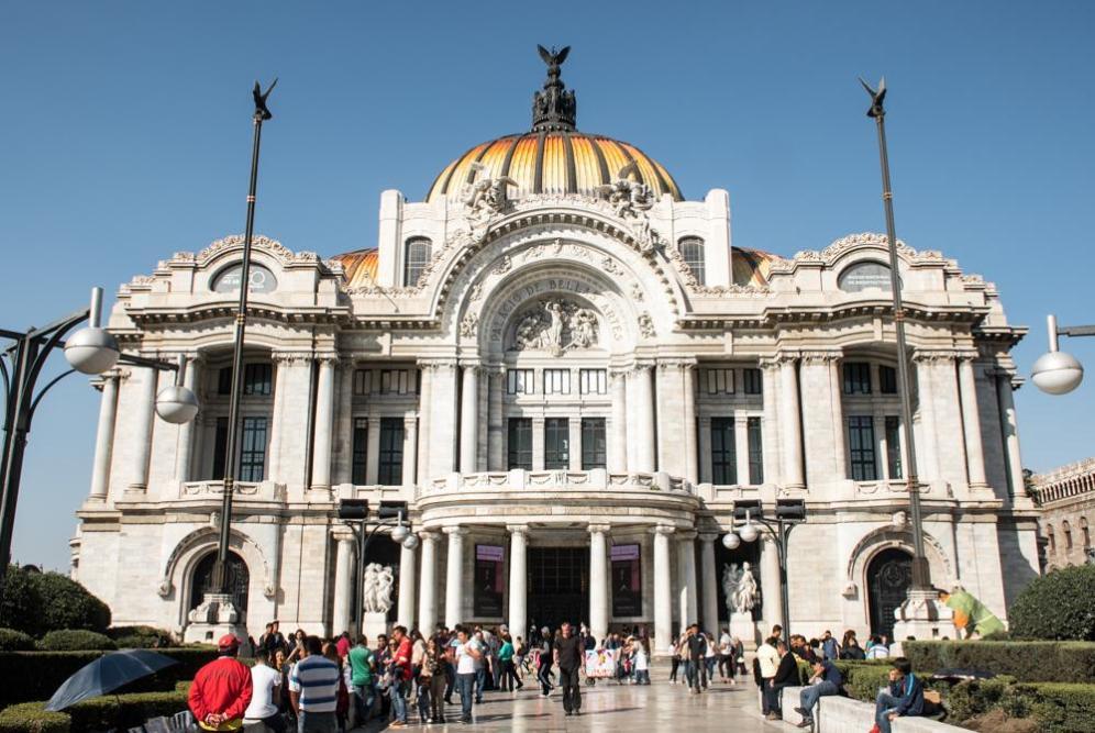 Palača Bellas Artes